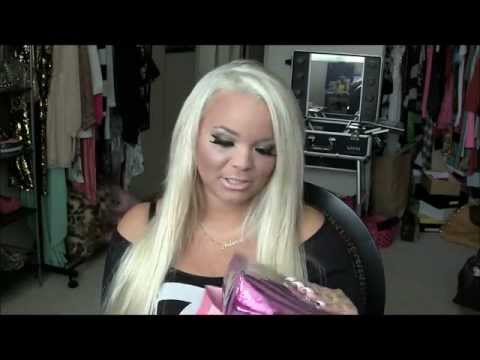 Mall Haul 9 - Hot Topic, Love Story, Victorias Secret (Old Video from Fall '12)