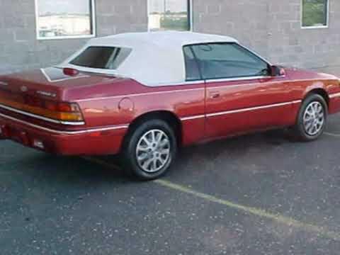 1994 Chrysler Lebaron Convertible St Paul Eau Claire