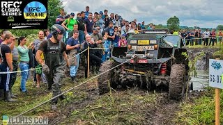 RFC Ukraine 2016 Category HARD [Off-Road 4х4]