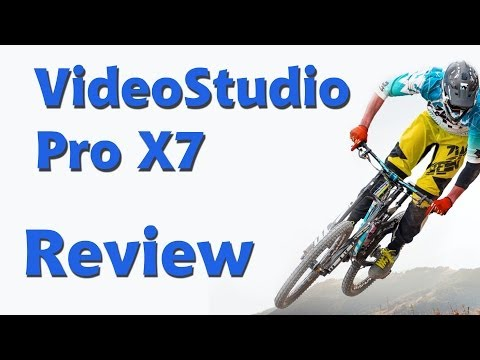 Corel VideoStudio Pro X7, review