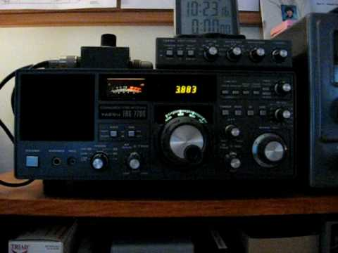 Amateur Radio - 75 Meter Old Buzzard - W1AEX