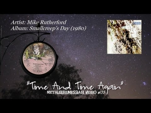 Mike Rutherford - Time And Time Again (1980) [1080p HD] ~MetalGuruMessiah #133~