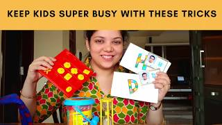 Keep kids busy while travelling with these ideas   Captain Pritika
