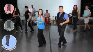 Five(ish) Minute Dance Lesson: Salsa, Level 1