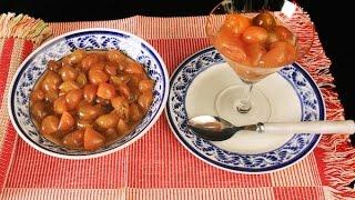 Comer Bem - Sônia Machiavelli - Doce de laranja kinkan