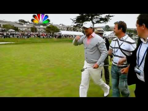Graeme McDowell Wins 2010 US Open