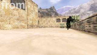 -4 famas de_dust2 by aRtiii