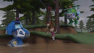 Робокар Поли - Приключение друзей - Где ты, Джин? (мультфильм 44 в Full HD)