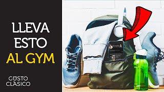 9 Esenciales de Gimnasio | Entrena con estilo