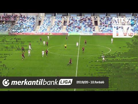 MTK Budapest - Nyíregyháza Spartacus FC | 2-1 (1-0) | Merkantil Bank Liga NB II. | 10. forduló