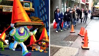 Toy Story In REAL LIFE