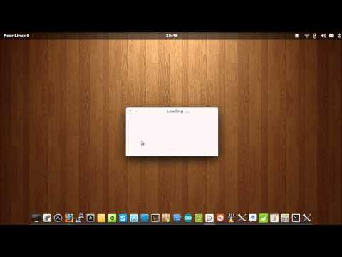 Pear OS 6