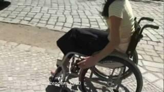 P27 - Noa as Wheelchair RAK amputee pretender 00:23