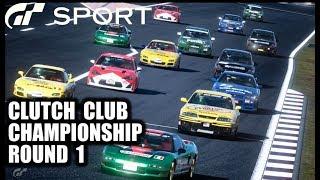 GT Sport - Clutch Club Championship - Round 1/5
