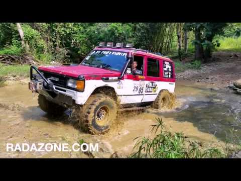 RADAZONE. COM Santiago 4x4 Off Road en PR #6 2014