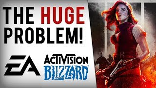 EA & Activision Blizzard Fire Devs, Give Execs $15-20 Million Bonuses!