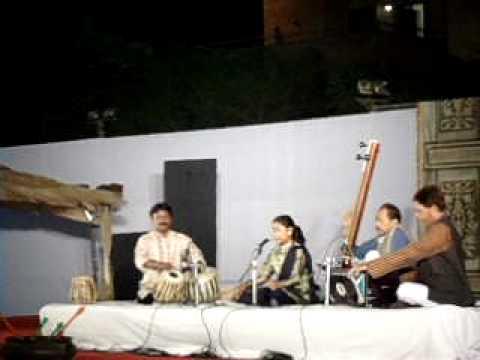 Srija Das disciple of Vidushi Savita Devi ji performing Solo...