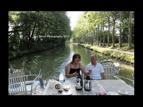 Canal du Midi France by river barge  Locaboat Penichette    Roy Strutt Photography