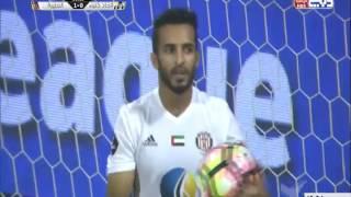 أهداف مباراة إتحاد كلباء والجزيرة (دوري الخليج العربي) 21102016