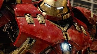 Hulk VS Hulkbuster FULL FIGHT Avengers Age Of Ultron ENG 1080p