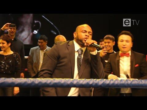 В Караганде прошло открытие XXXI турнира по боксу памяти Г. Жарылгапова