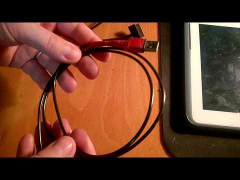Как сделать зарядку на планшете 362