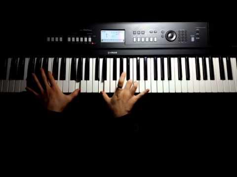 (Tutorial ver.) [Bluestone Alley(유리성) piano tile 2 - Congfei Wei(위종비)] 피아노 타일 2 piano tutorial