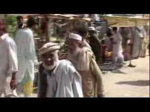 US military action in Pakistan under scrutiny - 25 Apr 08 Video