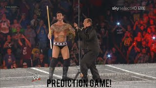 WWE Hell In A Cell 2013 Cm Punk vs Ryback and Paul Heyman Handicap Hell In A Cell Full Match pg