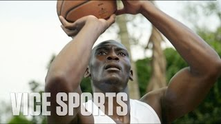 Bismack Biyombo's Past and Present in the Congo
