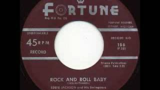 Eddie Jackson - Rock and Roll Baby