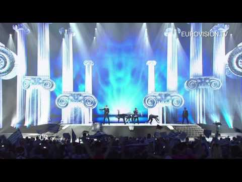 Loukas Giorkas - Watch My Dance (Евровидение 2011 Греция)