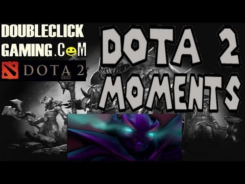 Dota 2 Moments - The Great Escape