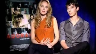 Adoration - Exclusive: Devon Bostick and Rachel Blanchard Interview