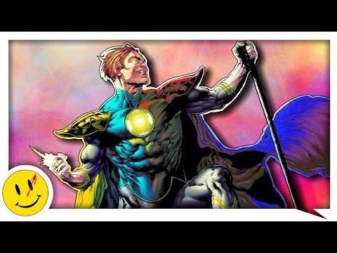 Фантомный Фонарь: На что способно ФАНТОМНОЕ КОЛЬЦО? (DC Rebirth) Часть 1(?)