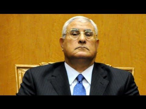 Adli Mansour sworn in as Egypt's interim president