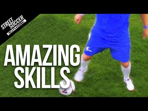 LEARN AMAZING FOOTBALL SKILLS  - LIKE/SHARE - Best soccer Skills FOOTBALL Channel