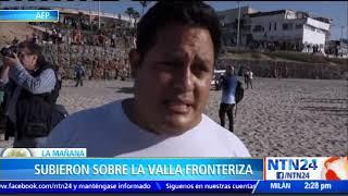 """""""El 99 % somos gente de bien"""": migrante de Guatemala que llegó a frontera México – EE. UU."""