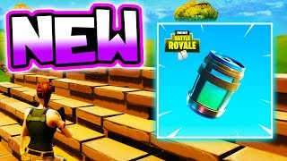 Fortnite UPDATE: New Chug Jug, Auto Aim & Run!! ( Battle Royale 2.30 News / Gameplay )