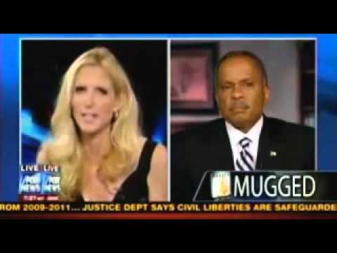 Ann Coulter VS. Juan Williams on Race in Politics