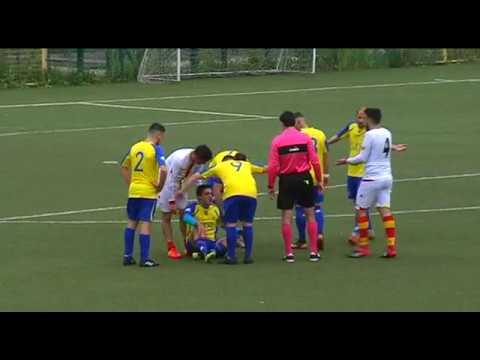 La gara integrale Gioventù San Severo-Ascoli, finale play-off terza categoria 5-5-19