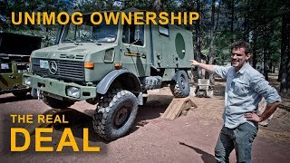 Unimog Ownership - The Real Deal