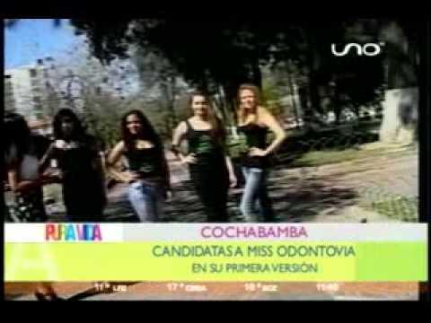 CANDIDATAS A MISS ODONTOVIA EN SU PRIMERA VERSION