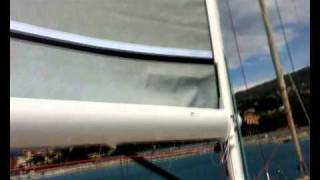 In boom furling MEMBRANE CRUISE S mainsail