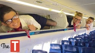 10 CRAZIEST Things People Have Done On Planes