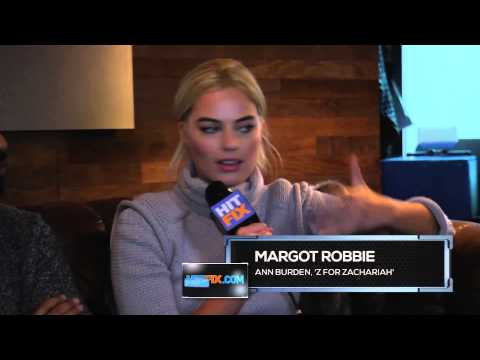 Chris Pine, Chiwetel Ejiofor and Margot Robbie on crafting their characters in 'Z for Zachariah'