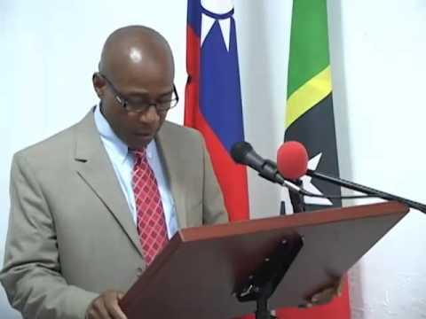 St. Kitts Energy Minister edges closer to providing solar farm at RLB