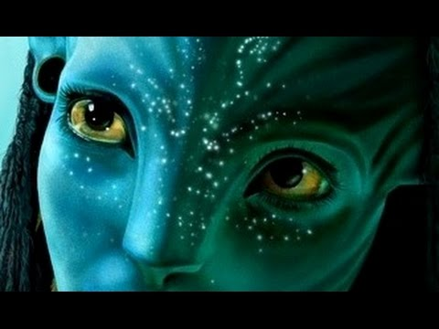 Avatar Speed Painting - Neytiri