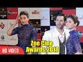 Varun Dhawan And Alia Bhatt At Zee Cine Awards 2018 | Varun Aur Alia Ki Jodi
