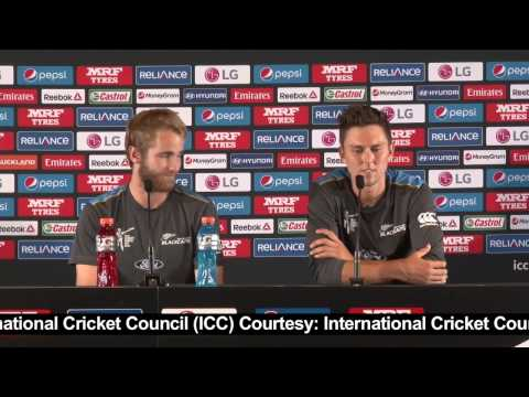 2015 WC NZ vs AUS: Kane Williamson on beating Australia